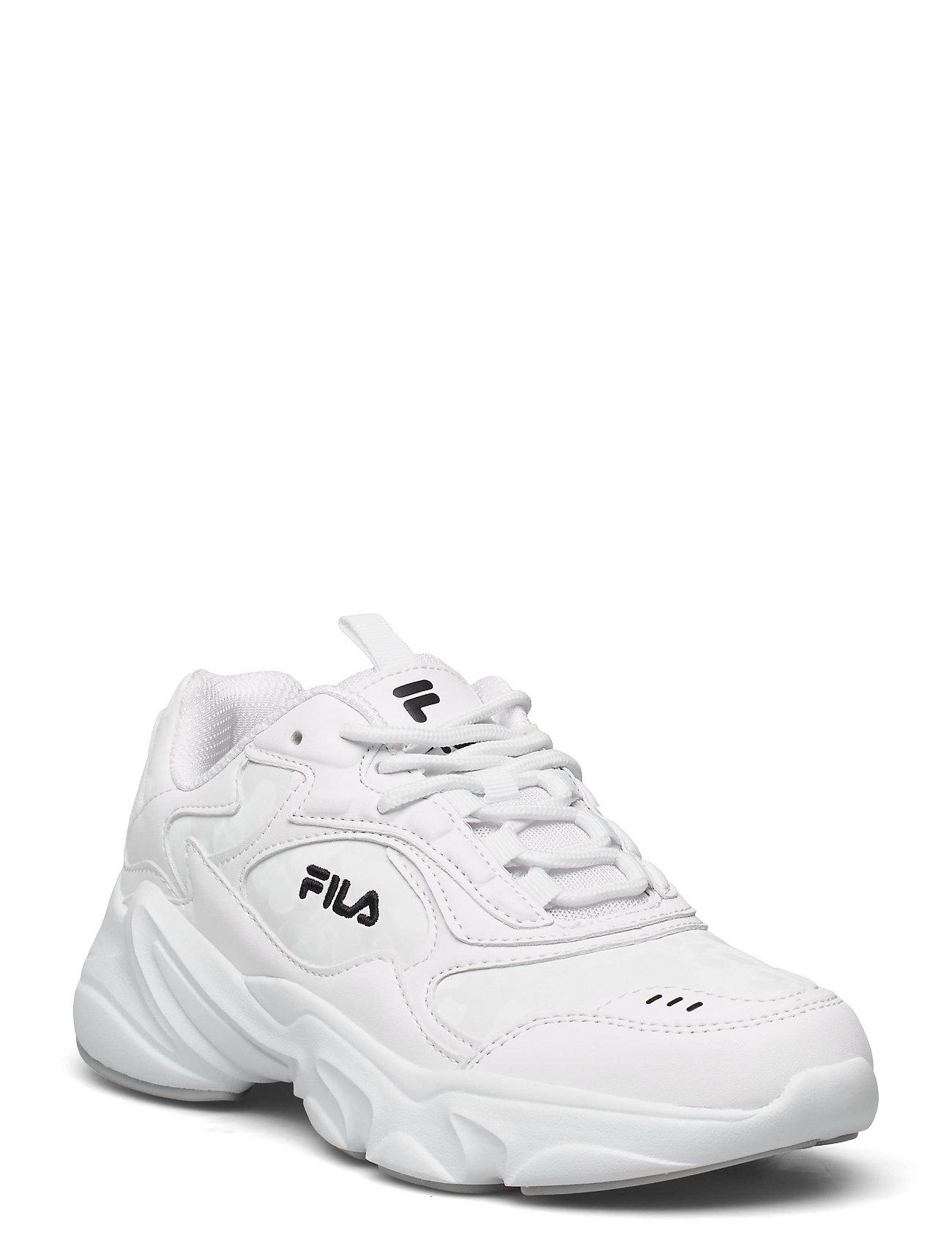 Collene A Wmn Low-top Sneakers Hvid FILA
