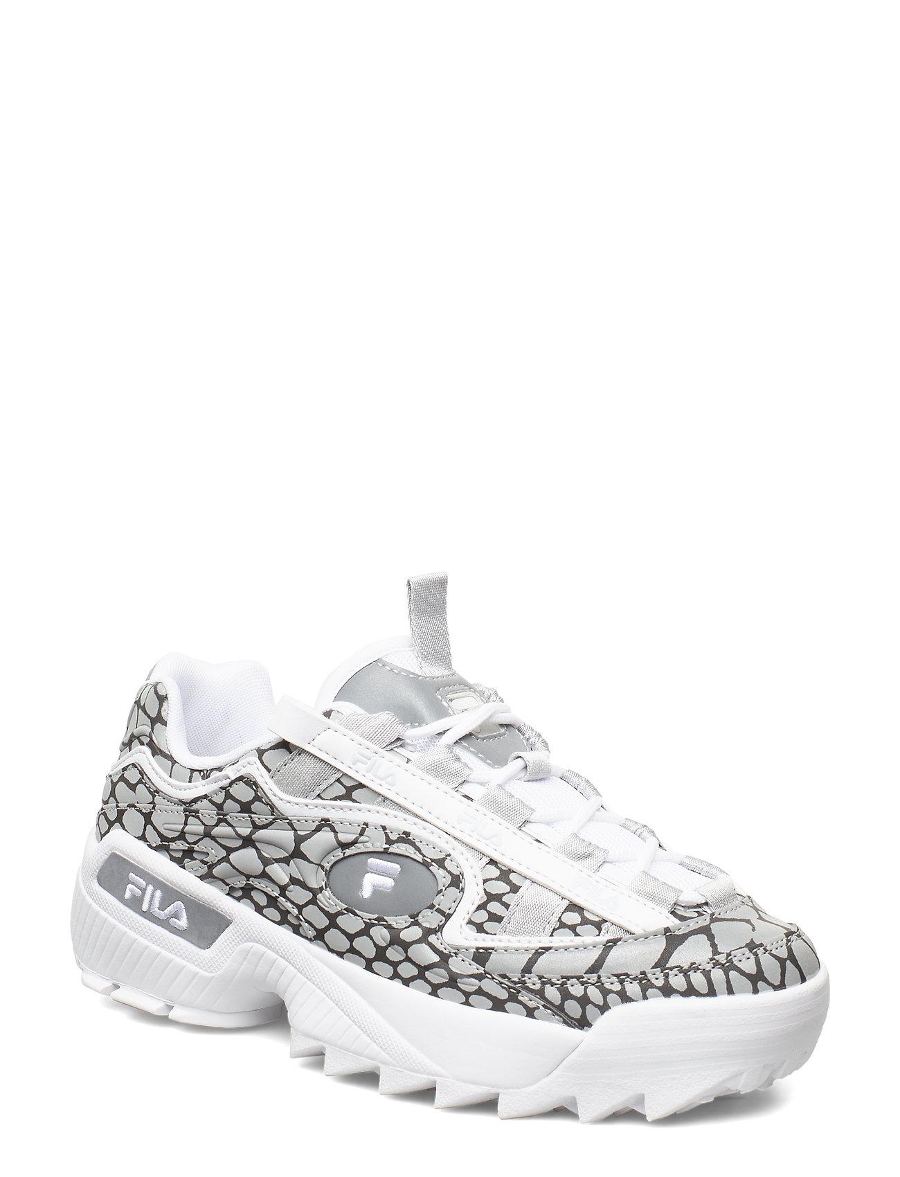 Image of D-Formation R Wmn Low-top Sneakers Hvid FILA (3369206423)
