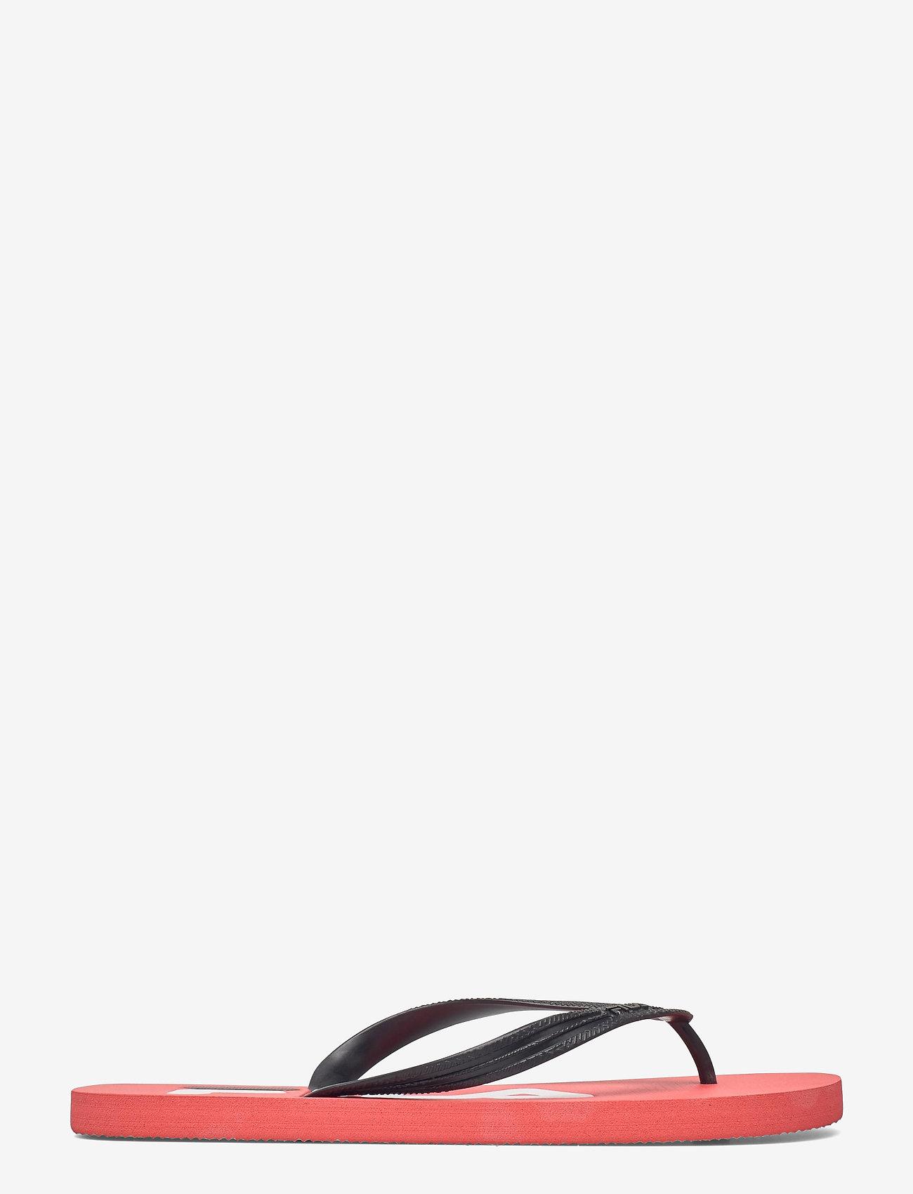 FILA - Troy Slipper - urheilukengät - fila red / black - 1