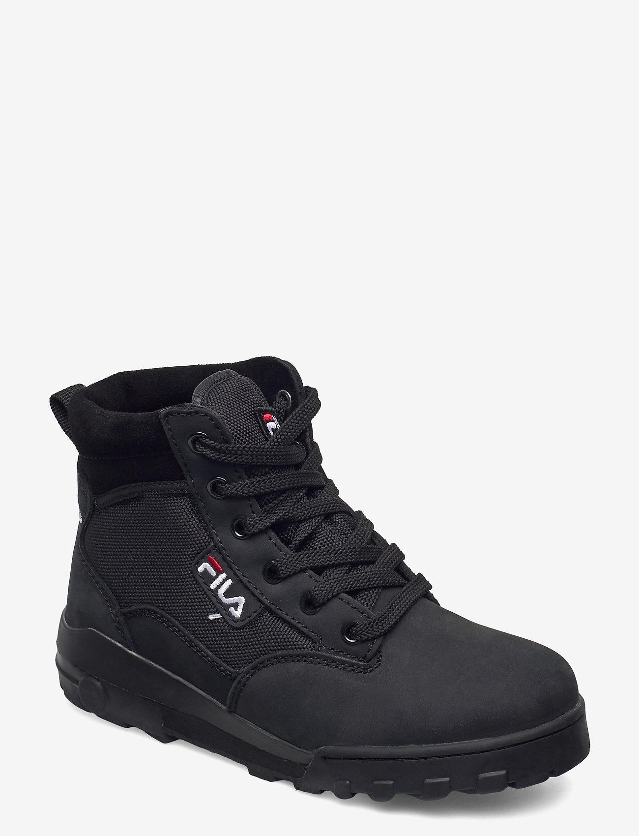 FILA - Grunge II mid wmn - hoge sneakers - black - 0