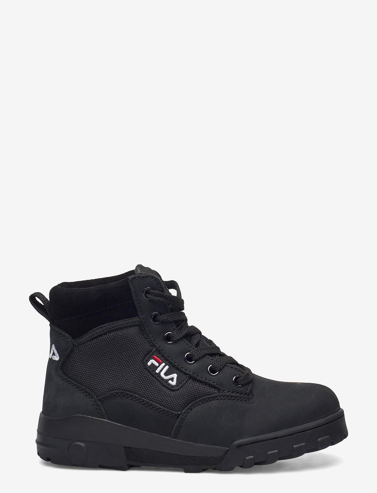 FILA - Grunge II mid wmn - hoge sneakers - black - 1