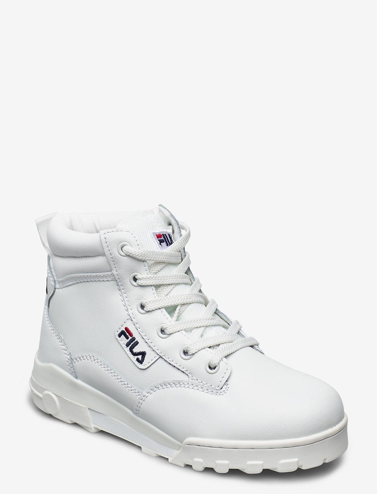 FILA - Grunge II L mid wmn - hoge sneakers - white - 0