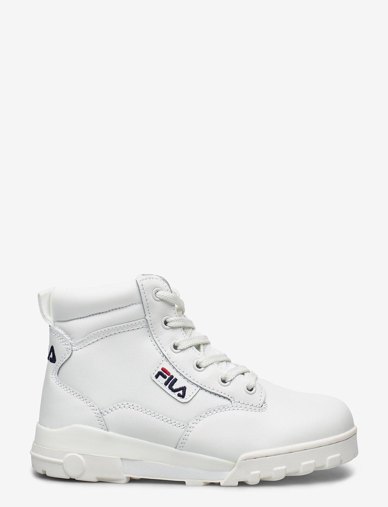 FILA - Grunge II L mid wmn - hoge sneakers - white - 1