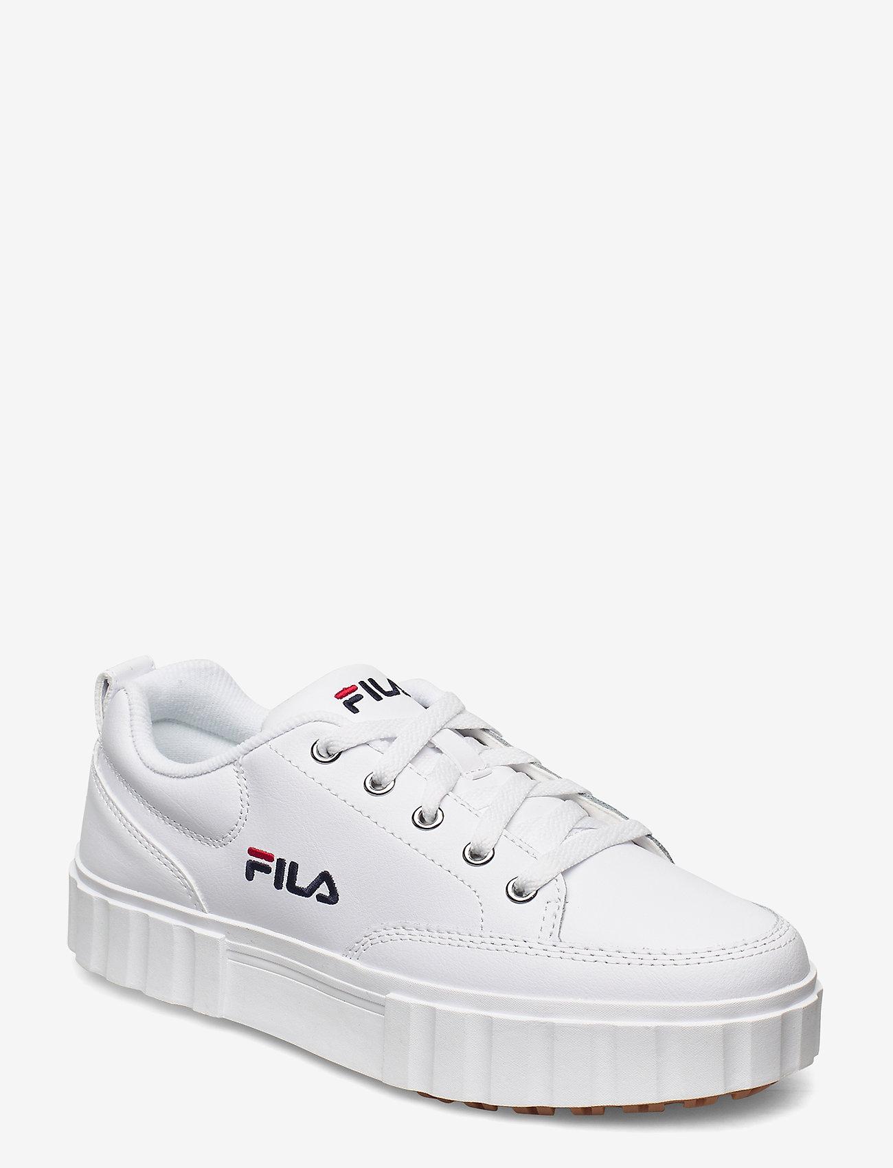 FILA - Sandblast L wmn - baskets basses - white - 0
