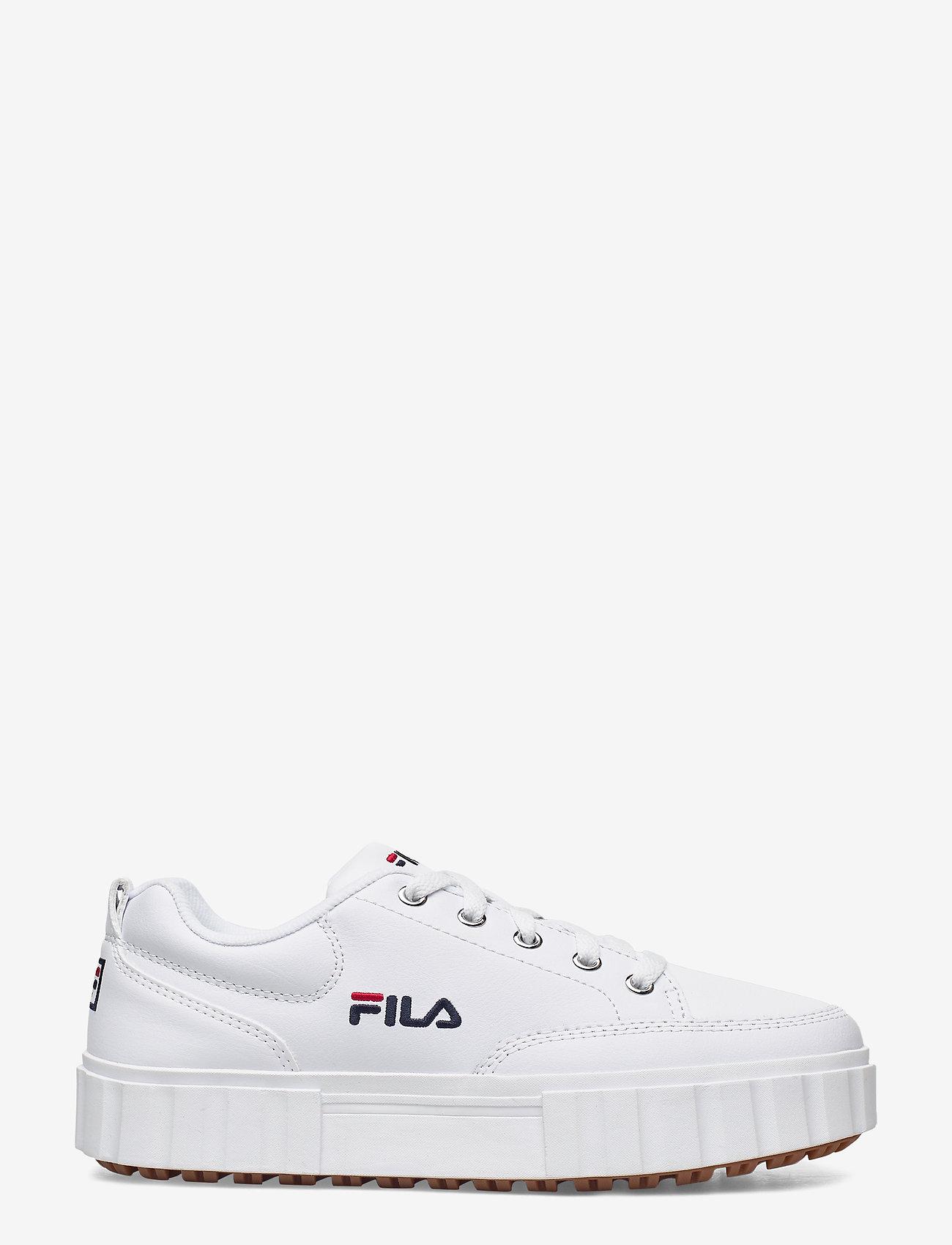 FILA - Sandblast L wmn - baskets basses - white - 1