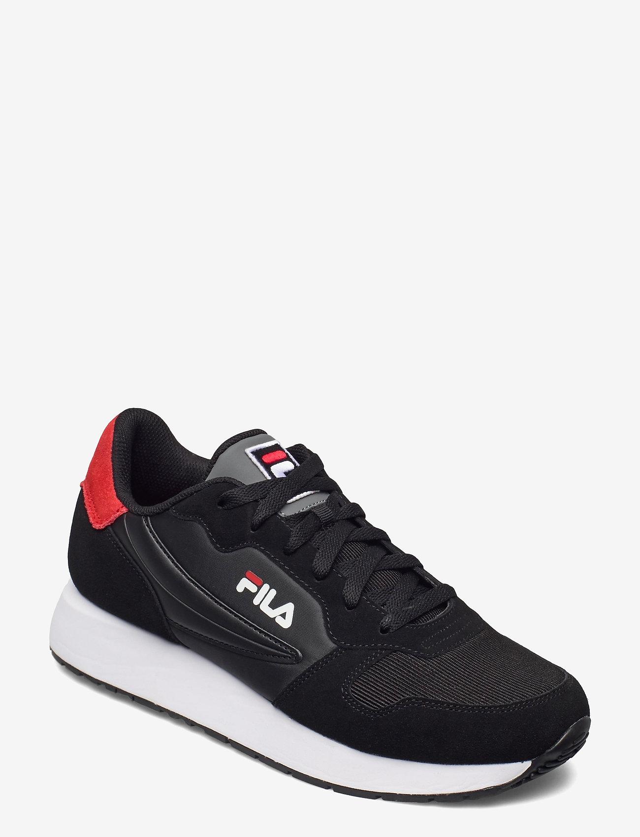 FILA - Retroque - baskets basses - black - 0