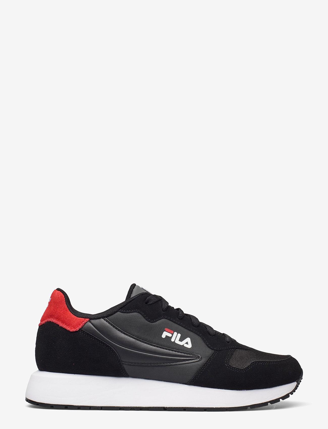 FILA - Retroque - baskets basses - black - 1