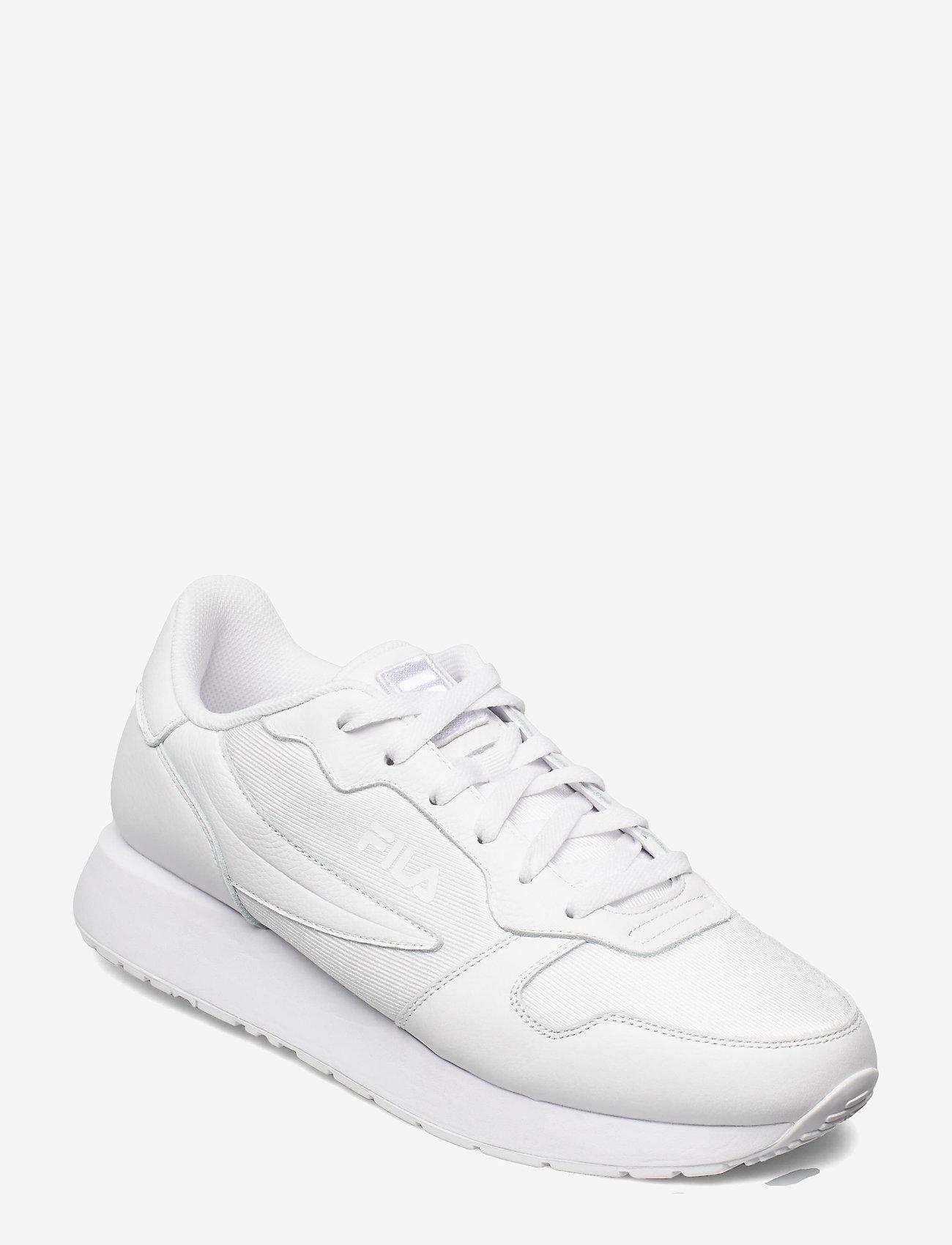 FILA - Retroque - baskets basses - white / white - 0