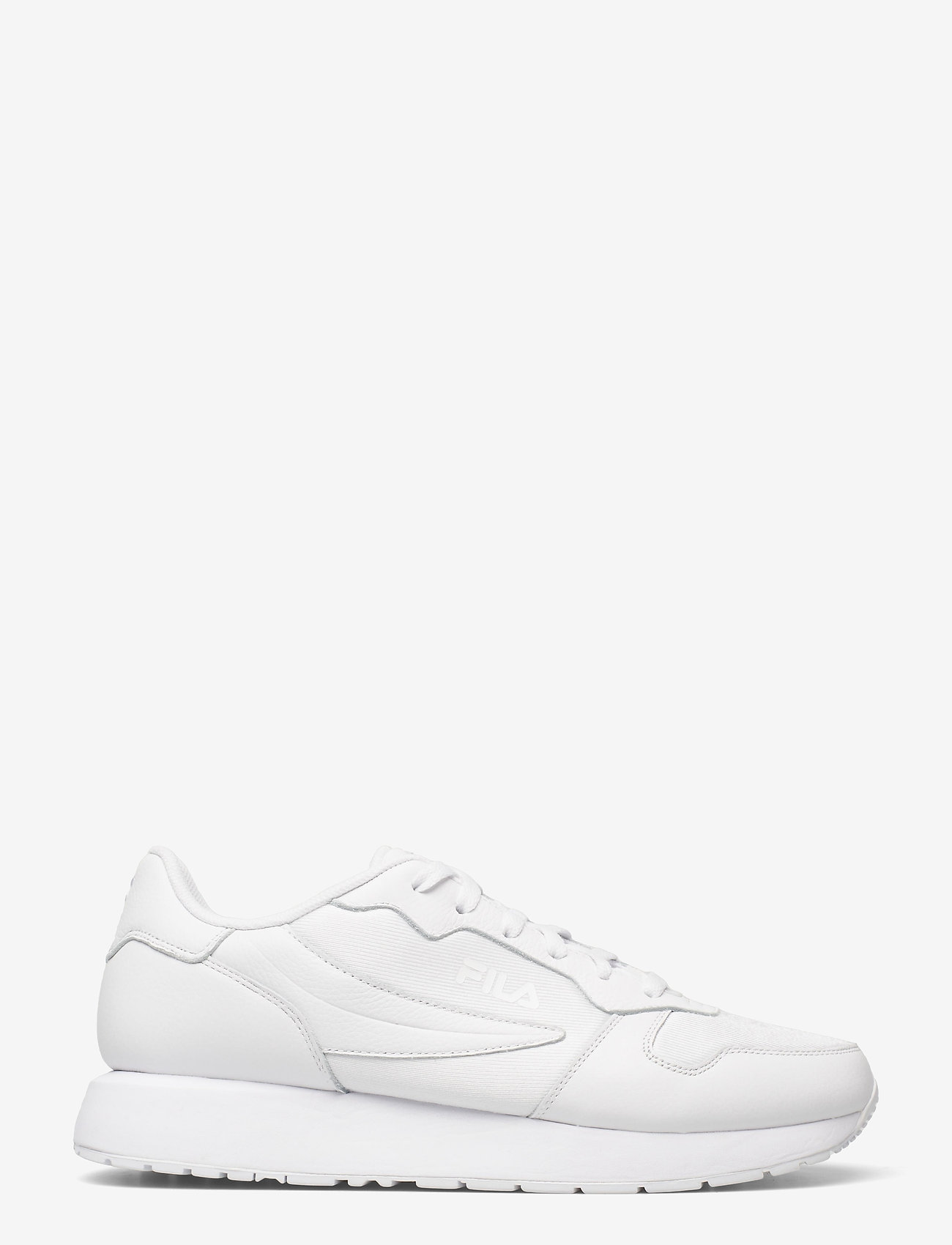 FILA - Retroque - baskets basses - white / white - 1