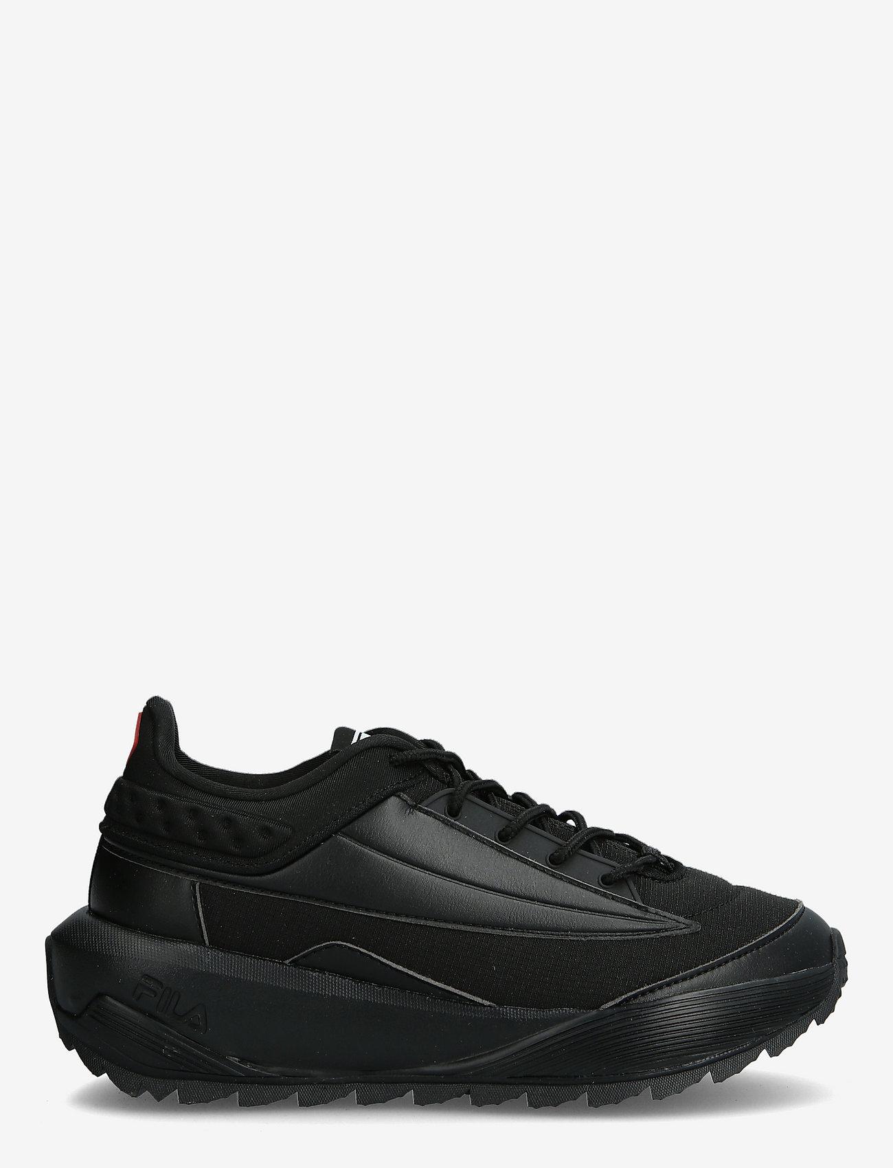 FILA - Throcket wmn - baskets épaisses - black / black - 1