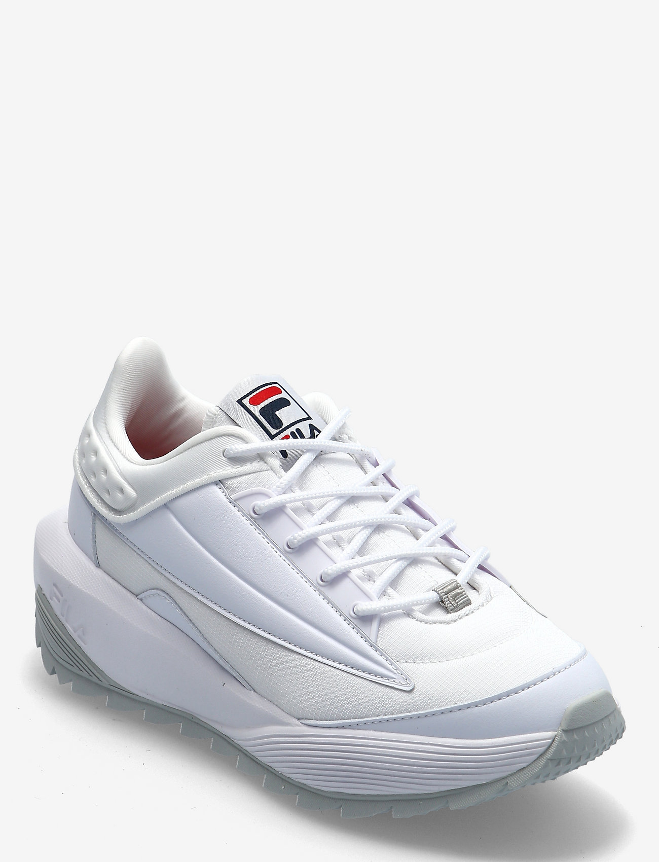 FILA - Throcket wmn - baskets épaisses - white - 0