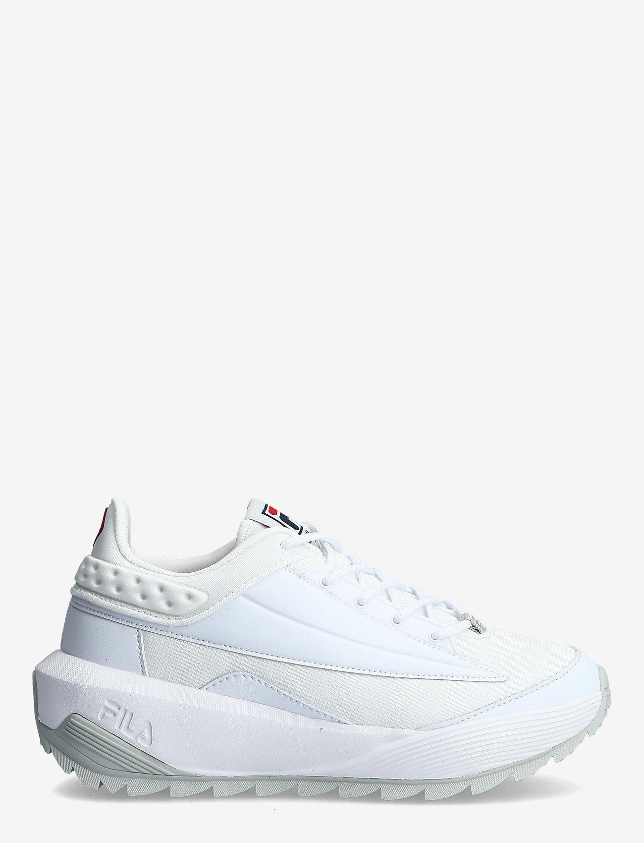 FILA - Throcket wmn - baskets épaisses - white - 1