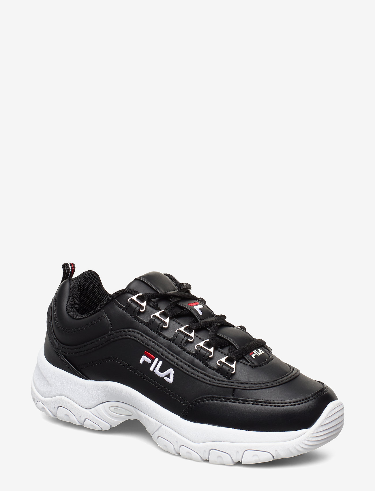 FILA - Strada low wmn - baskets épaisses - black - 0