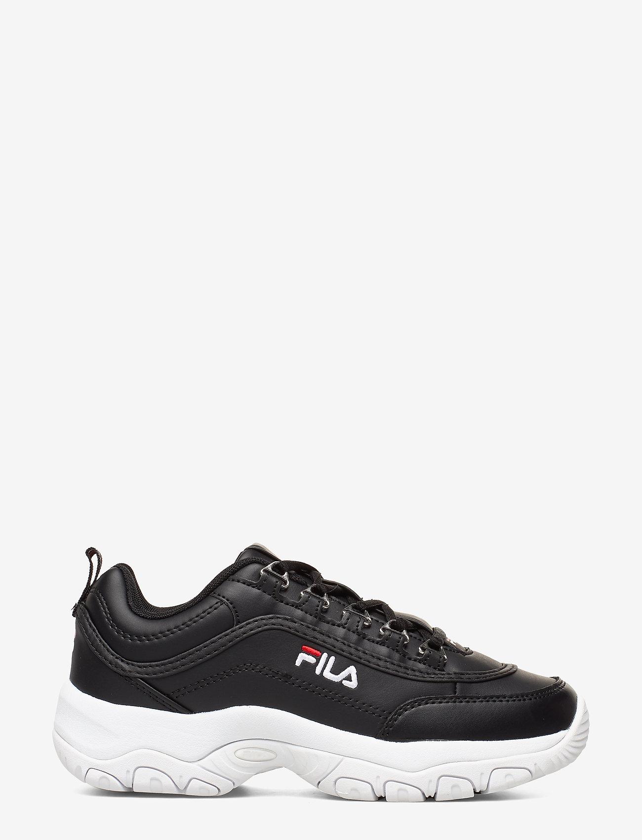 FILA - Strada low wmn - baskets épaisses - black - 1