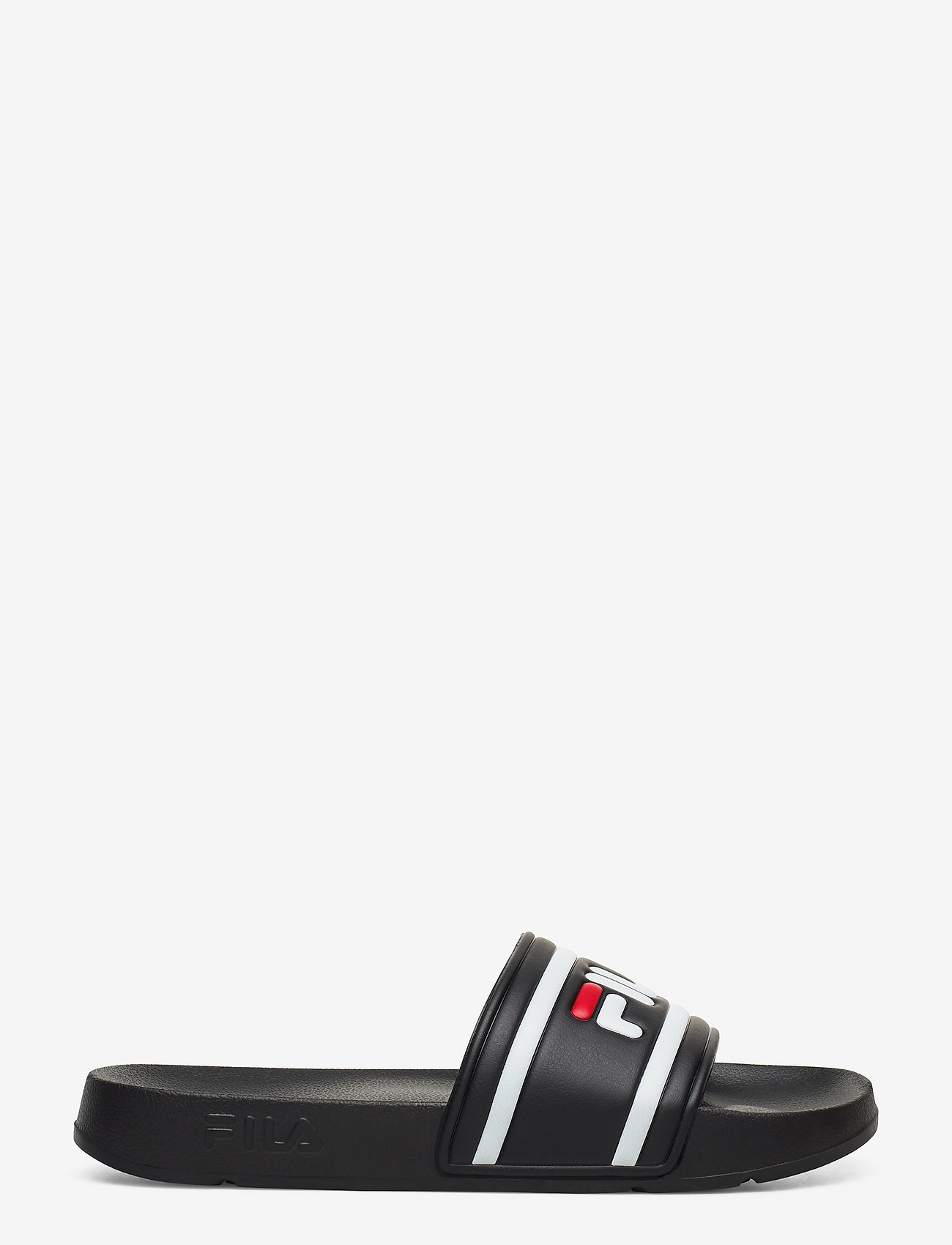 FILA - Morro Bay slipper 2.0 - pool sliders - black - 1