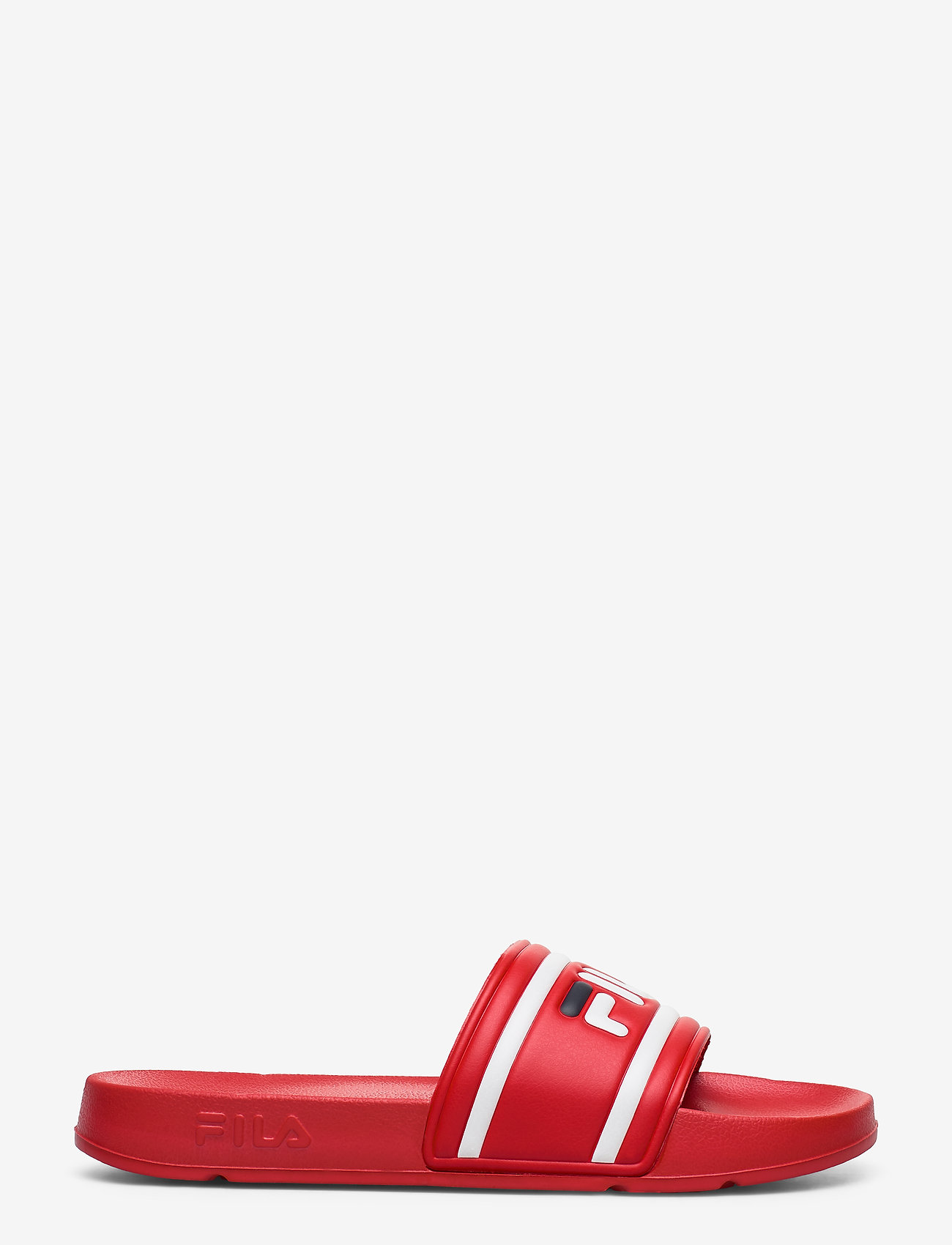 FILA - Morro Bay slipper 2.0 - pool sliders - fila red - 1