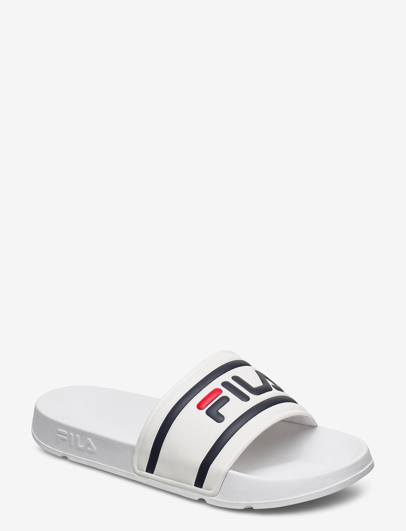 FILA - Morro Bay slipper 2.0 - pool sliders - white - 0