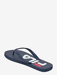 FILA - Troy Slipper - urheilukengät - dress blue - 2