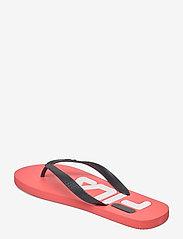 FILA - Troy Slipper - urheilukengät - fila red / black - 2