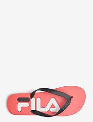 FILA - Troy Slipper - urheilukengät - fila red / black - 3