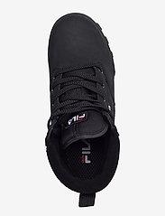 FILA - Grunge II mid wmn - hoge sneakers - black - 3