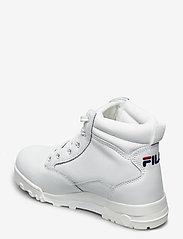 FILA - Grunge II L mid wmn - hoge sneakers - white - 2