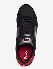 FILA - Retroque - baskets basses - black - 3