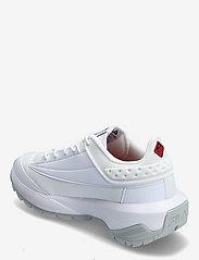 FILA - Throcket wmn - baskets épaisses - white - 2