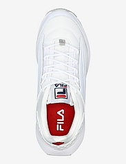 FILA - Throcket wmn - baskets épaisses - white - 3