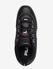 FILA - Strada low wmn - baskets épaisses - black - 3