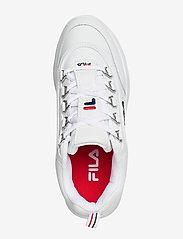 FILA - Strada low wmn - baskets épaisses - white - 3