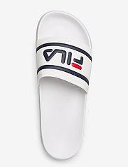 FILA - Morro Bay slipper 2.0 - pool sliders - white - 3