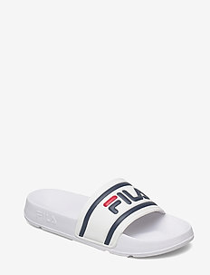 Morro Bay Slipper JR - hausschuhe - white
