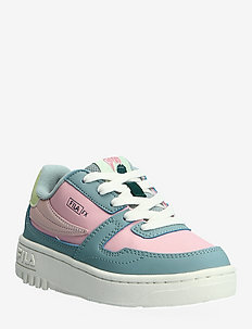 FXVentuno low kids - laag sneakers - gray mist / peach blush