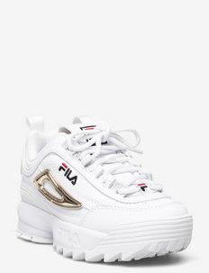 Disruptor M kids - sneakers - white / gold