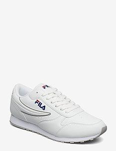 Orbit low - låga sneakers - white