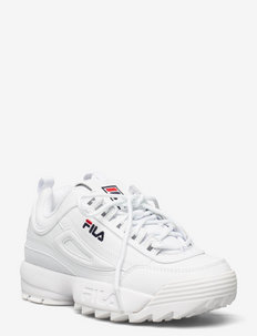 Disruptor low wmn - sneakersy niskie - white