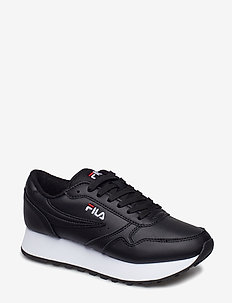 Orbit Zeppa L wmn - lage sneakers - black
