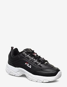 Strada low wmn - chunky sneakers - black