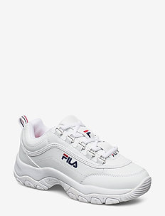 Strada low wmn - chunky sneakers - white