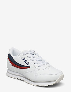 Orbit low kids - sneakers - white / dress blue