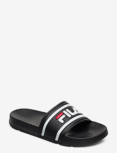 Morro Bay slipper 2.0 - pool sliders - black