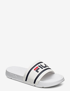 Morro Bay slipper 2.0 - pool sliders - white