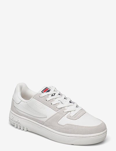 FXVentuno L low - baskets basses - white / marshmallow