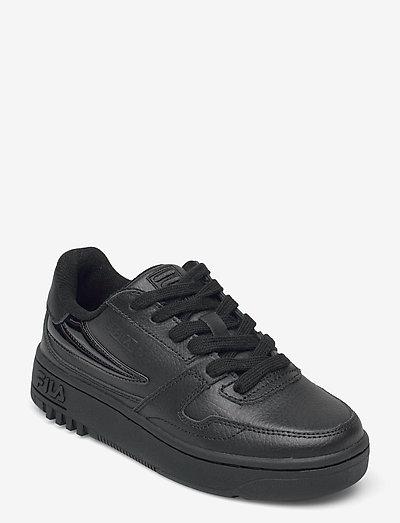 FXVentuno L low wmn - baskets basses - black / black