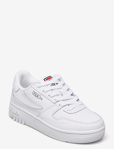 FXVentuno L low wmn - baskets basses - white