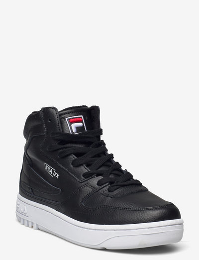 FXVentuno L mid - baskets montantes - black