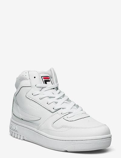 FXVentuno L mid - baskets montantes - white
