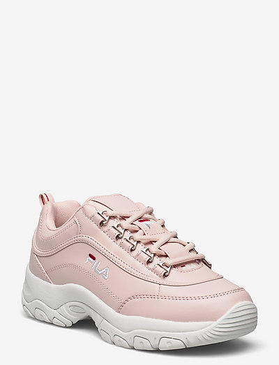 Strada low wmn - baskets épaisses - peach blush