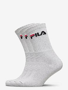FILA SOCKS SPORT - chaussettes régulières - grey